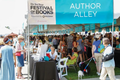 SoCalMWA Event SIGNING OPPORTUNITY at the SAN DIEGO FESTIVAL OF BOOKS!